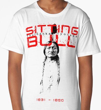 Sitting Bull Long T-Shirt