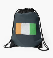 Ivory Coast Drawstring Bag