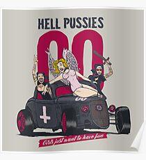 Hotrod Poster