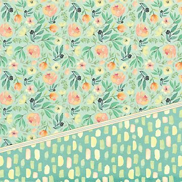 Floral Watercolour Pattern 01 by Joey27