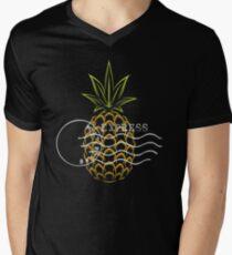 Pineapple Express Men's V-Neck T-Shirt