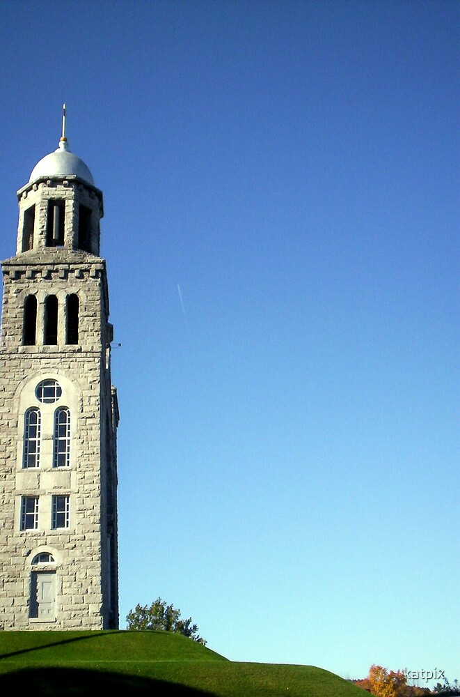 Church Tower by katpix