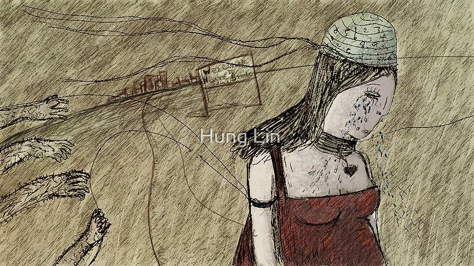 Heart Break Town by Hung Lin