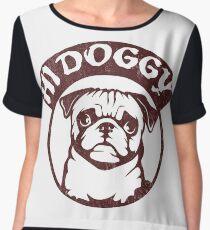 Hi doggy Chiffon Top