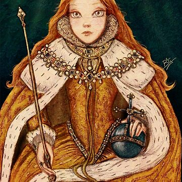 Queen Elizabeth I by belizabethg