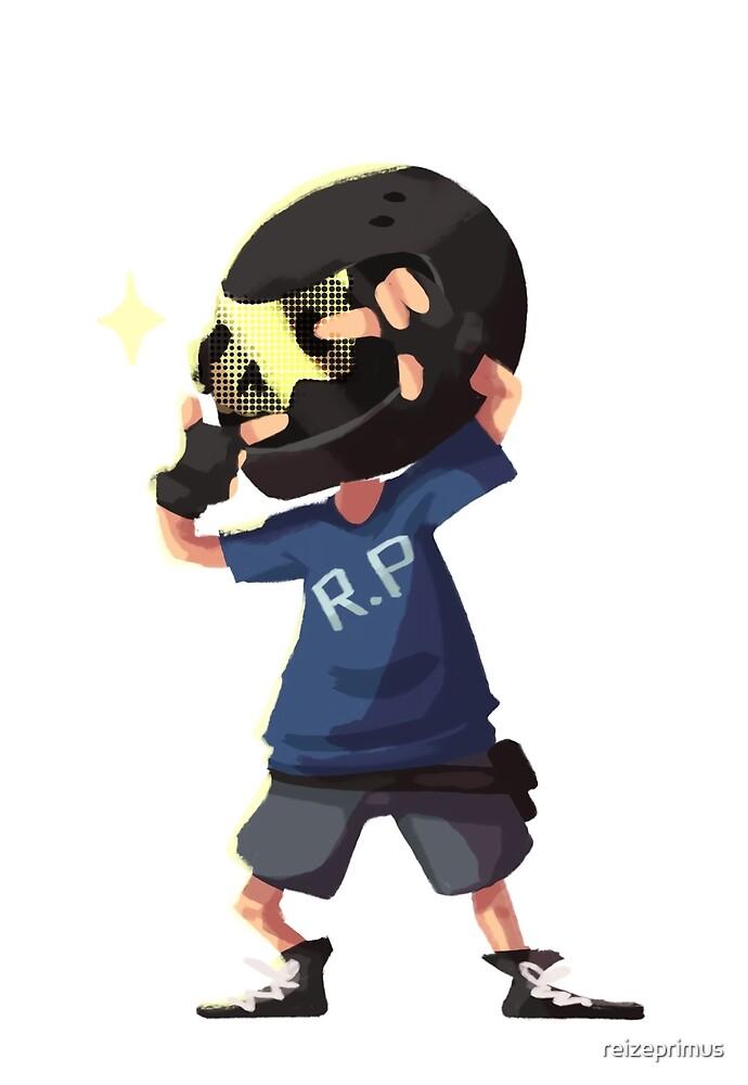 Reize Primus Mascot by Reize Primus
