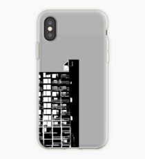 Facing the North-Grey  iPhone Case