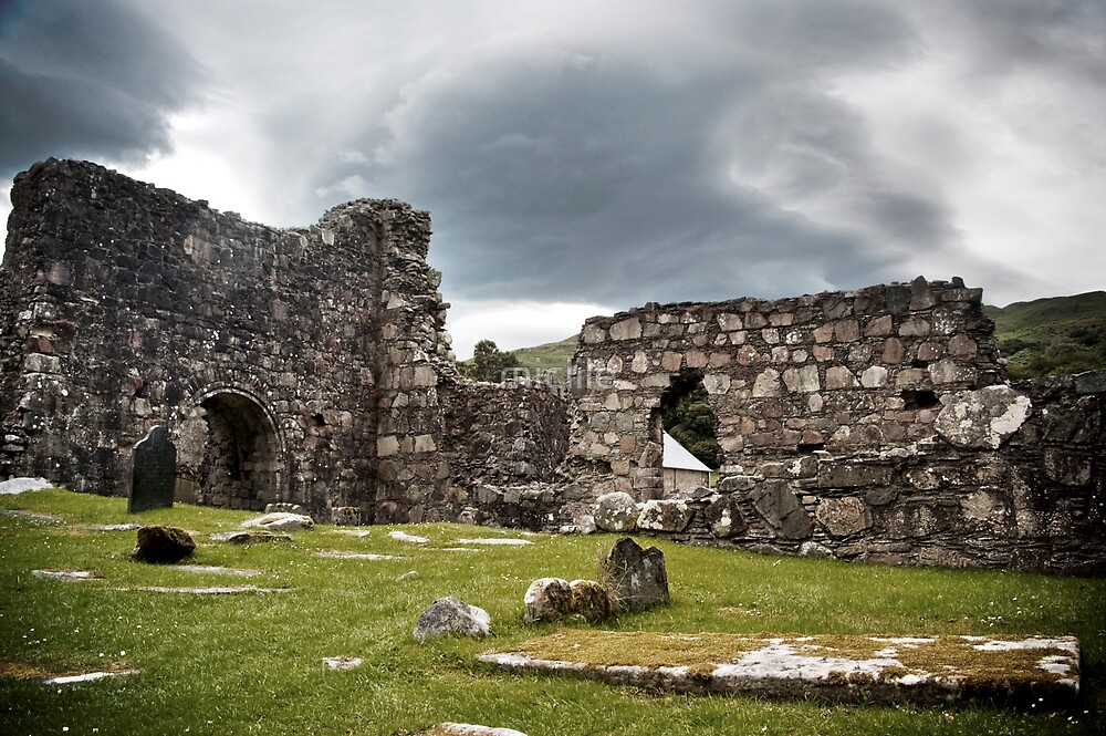 Ardchattan Priory by miclile