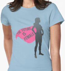 The Future Is Female Women's Fitted T-Shirt
