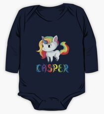 Casper Unicorn Sticker Kids Clothes