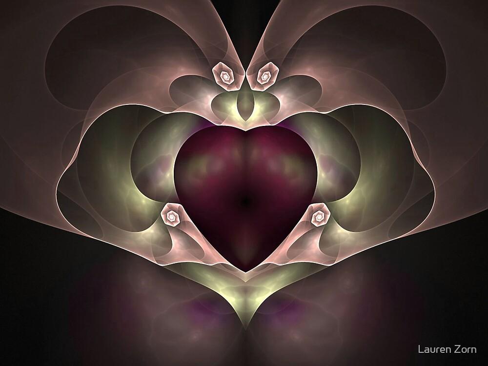 Steadfast Heart by Lauren Zorn