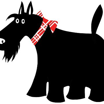 Scottish Terrier by mfarmand