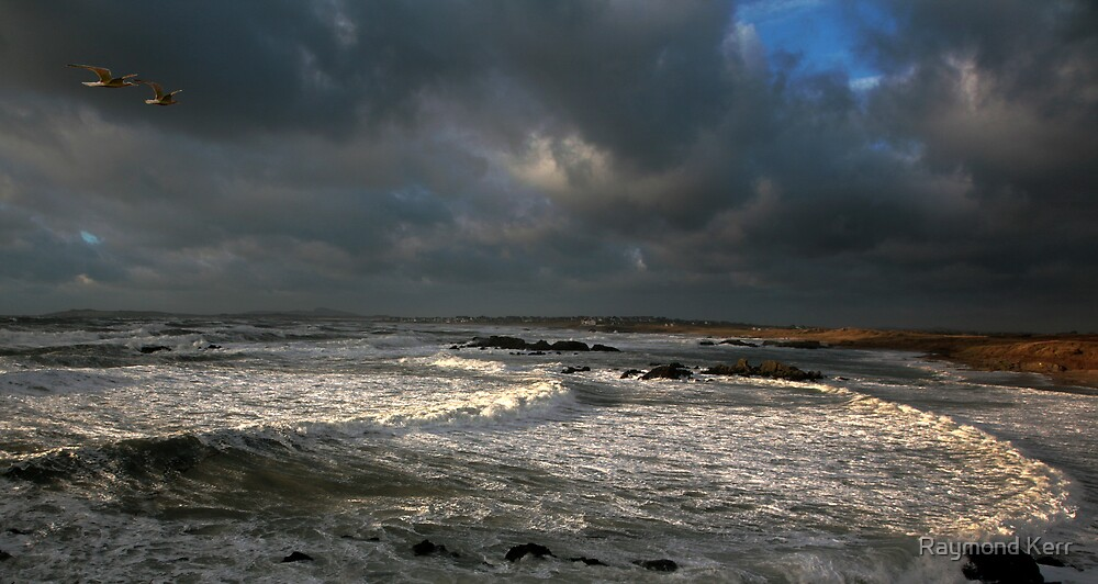 Turning Tide (porth nobla) by Raymond Kerr