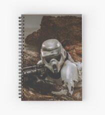 Soldado Imperial Star Wars Cuaderno de espiral