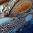 Jupiter's Clouds by Kip Stewart