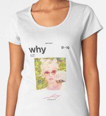 TAEYEON / WHY Women's Premium T-Shirt