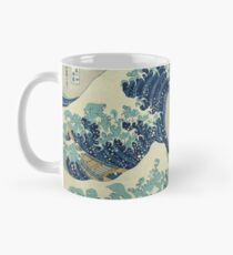 Best Price T-Shirts, Prints etc - Hokusai - the great wave off Kanagawa - 1823 Mug