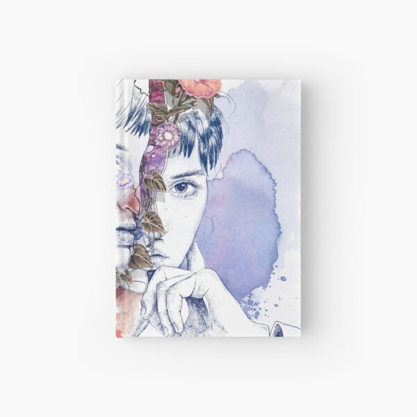 CELLULAR DIVISION by elena garnu Hardcover Journal