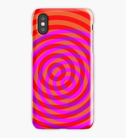NDVH Circle Three B iPhone Case