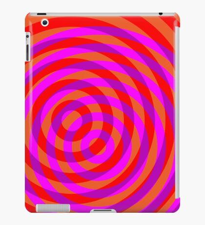 NDVH Circle Three B iPad Case/Skin