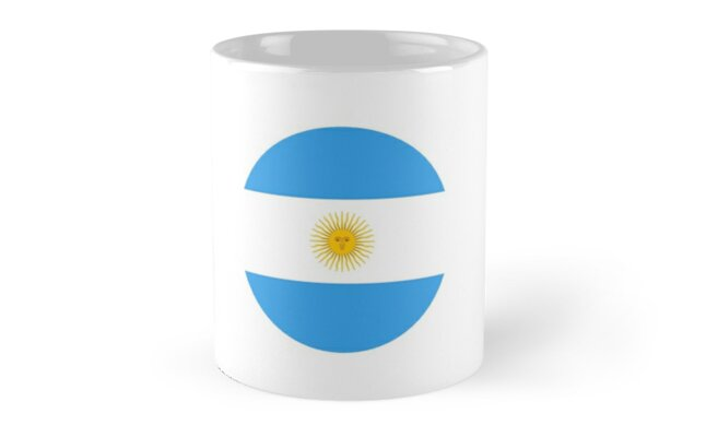 Argentina, Argentina by all-flags
