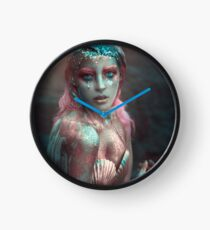 Pink Mermaid Reloj