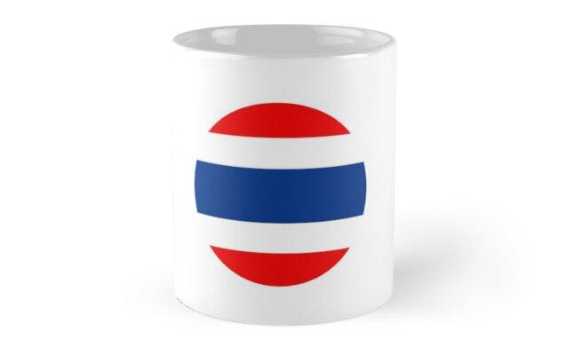Thailand, ประเทศไทย by all-flags