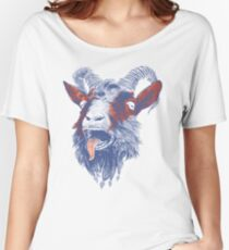 Rock Goat Women's Relaxed Fit T-Shirt