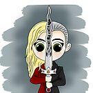 Emma Swan & Dark Swan by CapnMarshmallow