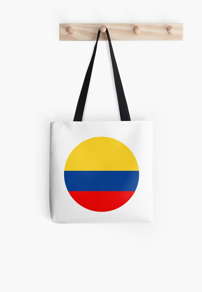 colombia by all-flags