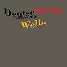 Deutschlands Welle by NafetsNuarb