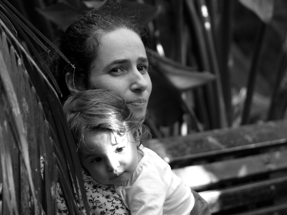 Mother and child 3 by MichaelBr