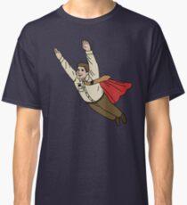 Stranger Things - Bob Newby Superhero Classic T-Shirt