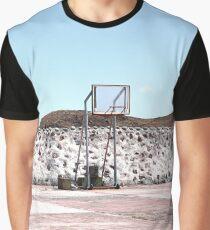 Abandoned baseball field Lanzarote Graphic T-Shirt