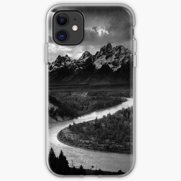 Wyoming Jackalope Vintage Travel Decal iphone 11 case