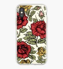 Blumenrose iPhone-Hülle & Cover