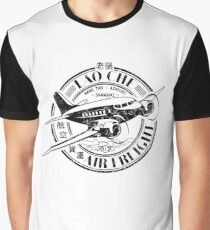 Lao Che Air Freight Blk Graphic T-Shirt