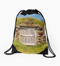 Cellar Door Drawstring Bag