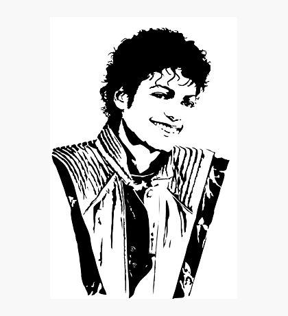 Michael Jackson MJ Thriller Impression photo