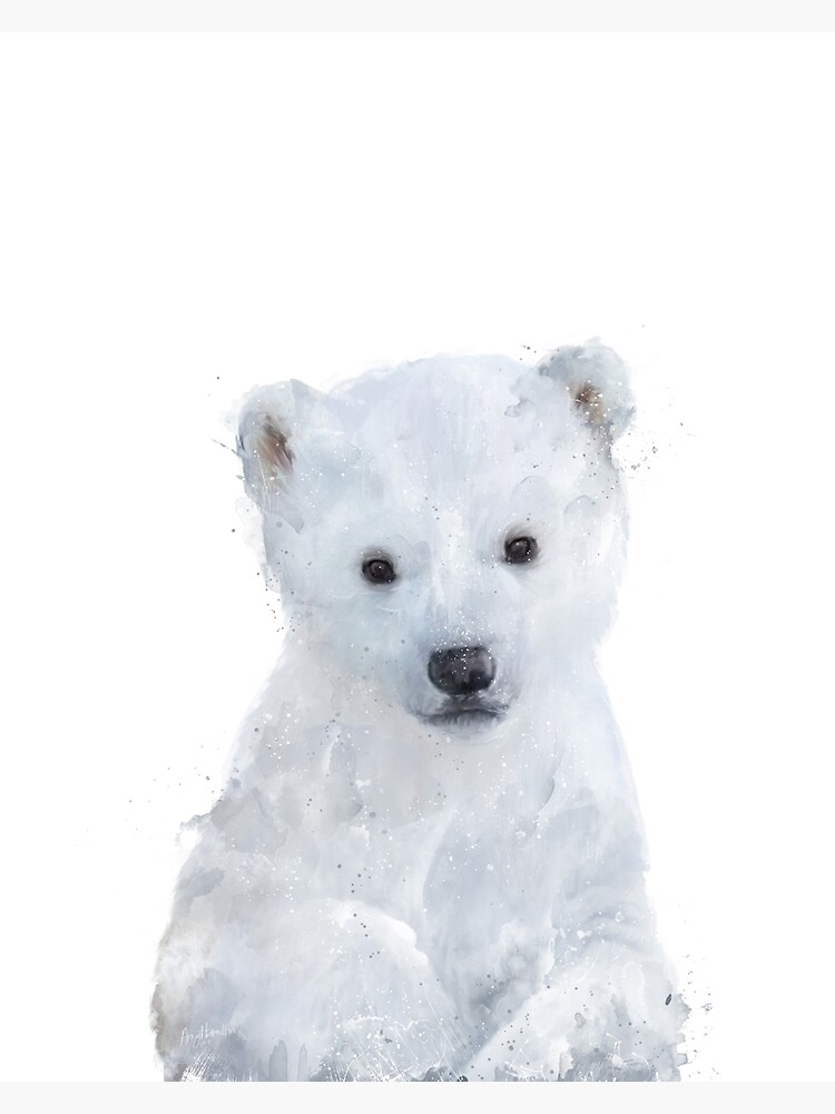 Little Polar Bear by AmyHamilton