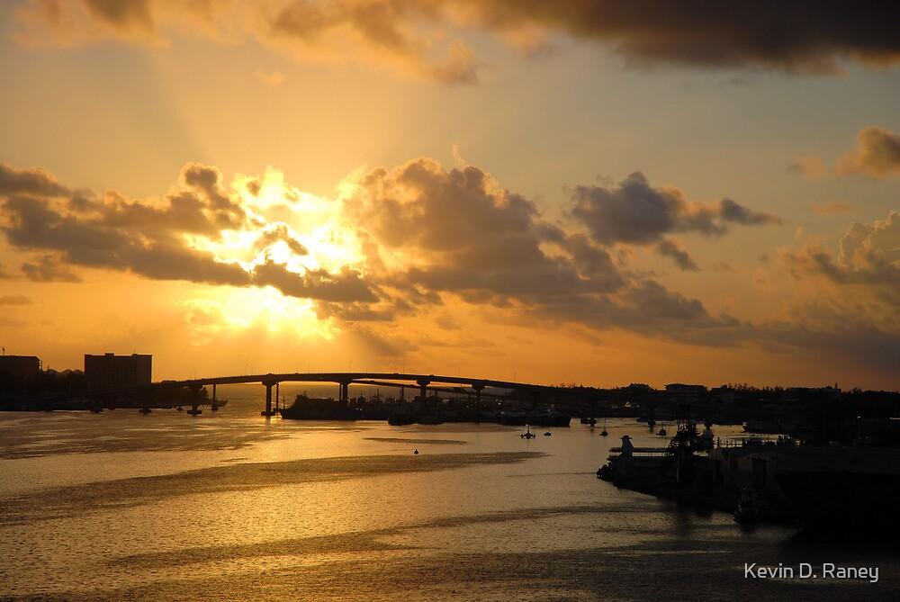 Bahama Sunrise by Kevin D. Raney
