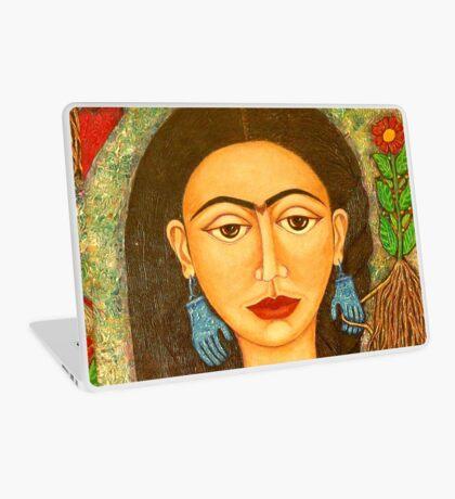 My homage to Frida Kahlo Laptop Skin