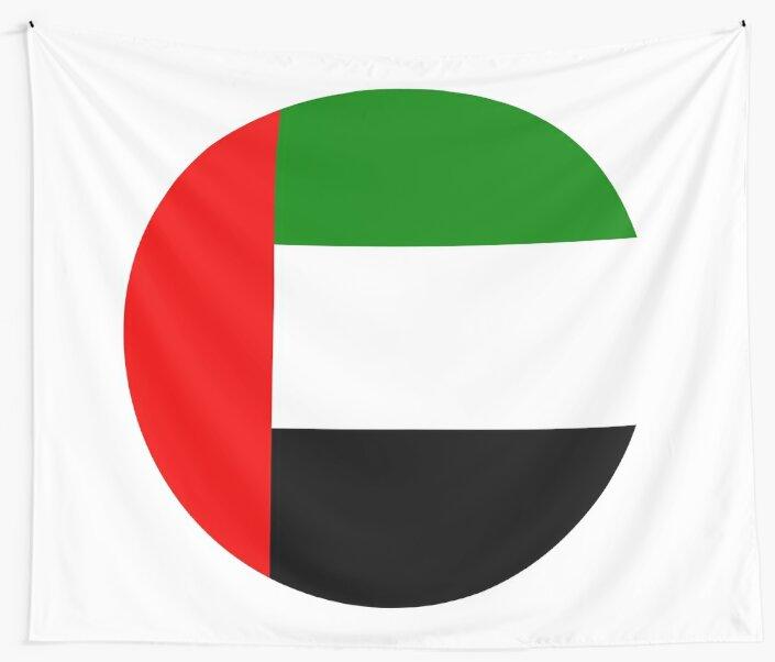 United Arab Emirates, الإمارات العربية المتحدة by all-flags