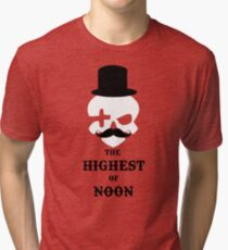 Mccree - The Highest Of Noon Tri-blend T-Shirt
