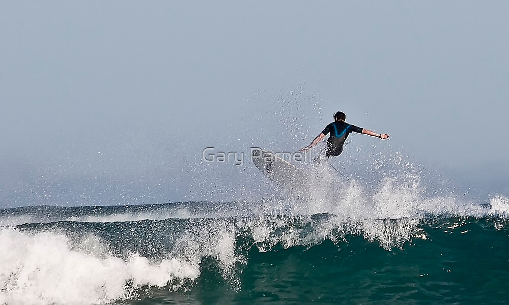 Man Overboard by Gary Parnell