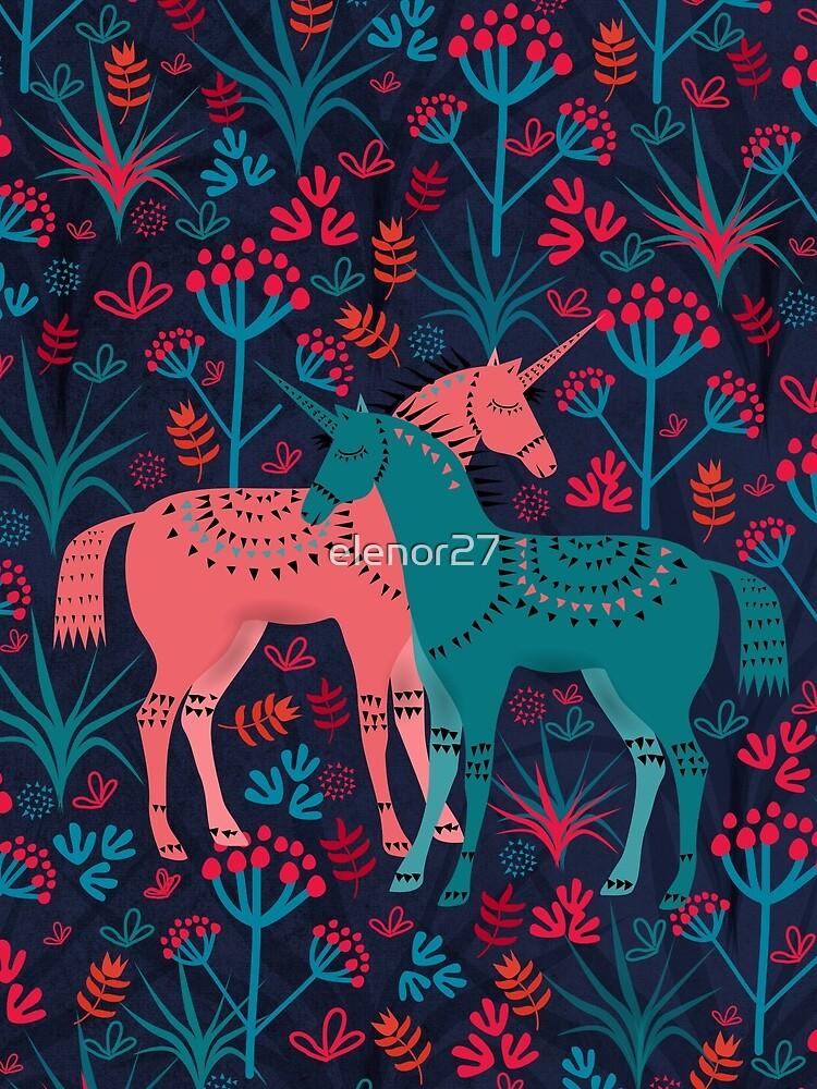 Unicorn Land by elenor27