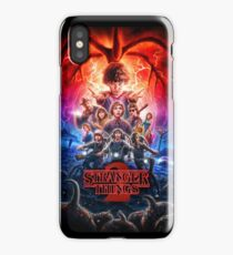 Stranger Things 2 iPhone Case/Skin