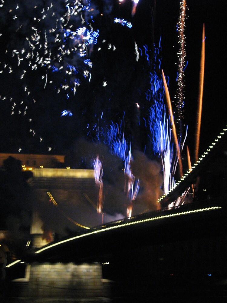 fireworks from budapest by gabriella hansen