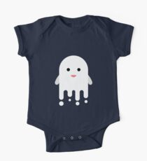 Cute baby ghosts pattern One Piece - Short Sleeve