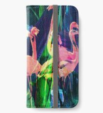 Flamingo Dance iPhone Wallet/Case/Skin